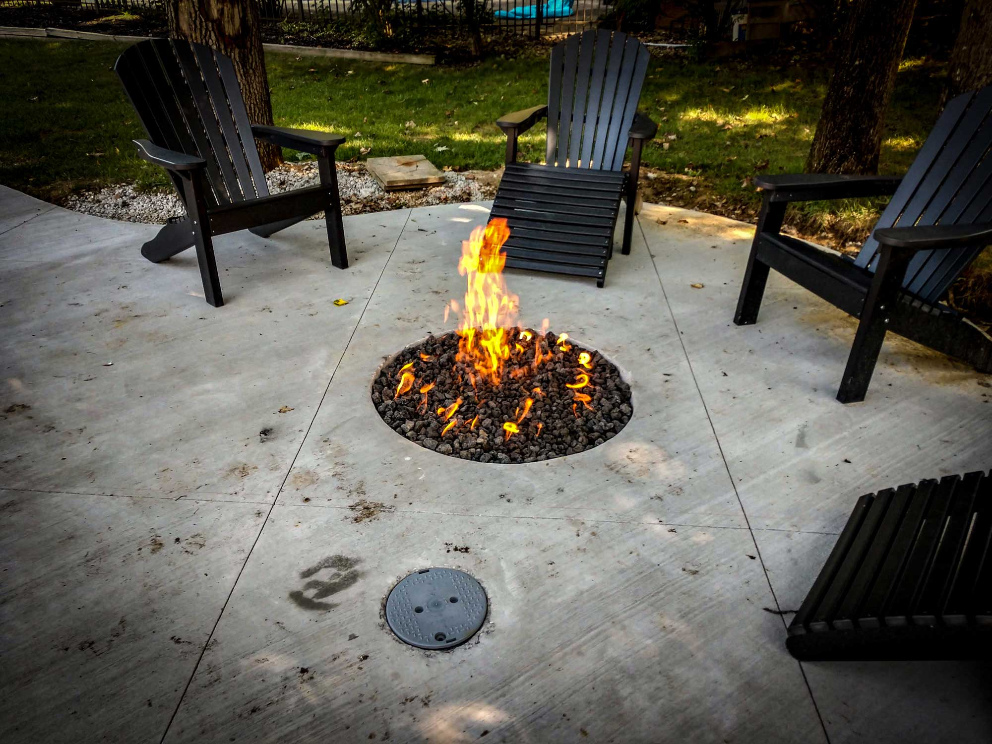 In Ground Gas Fire Pit Mycoffeepot Org